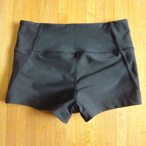 Hurley compression UPF 50 swim athletic shorts XS
